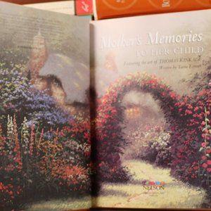 Thomas Kinkade Other - Thomas Kinkade Mother's Memories To Her Child Book